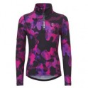 ANNA-R-jr Printed Ski Pulli Girls